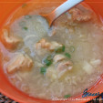 Arroz Caldo Manok (Rice and Chicken Soup)