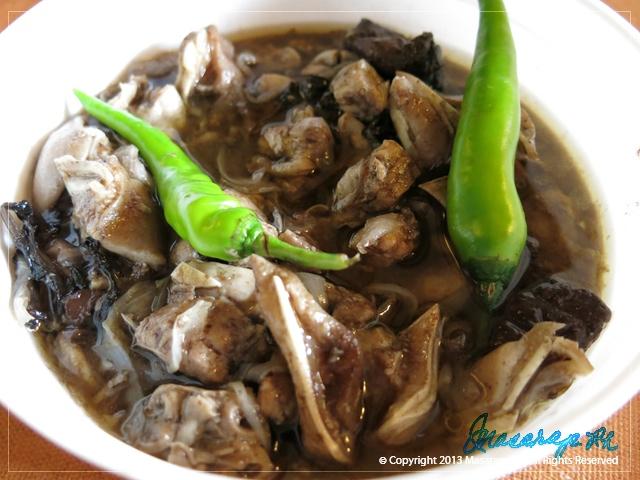 Dinuguan (Pork with Blood Stew)