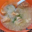 Arroz Caldo Manok (Rice and Chicken Soup)